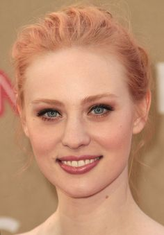 Jessica from Trueblood (Deborah Ann Woll). Love her natural red hair.