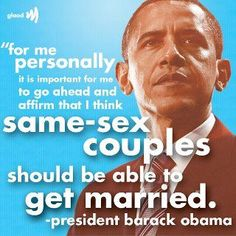 Obama on marriage