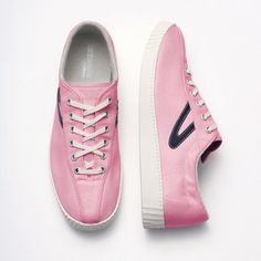 Tretorn Nylite Canvas Shoes $65 - hellooo spring kicks
