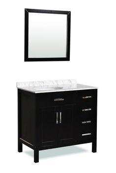 "Ashland 36"" Bathroom Vanity Set"