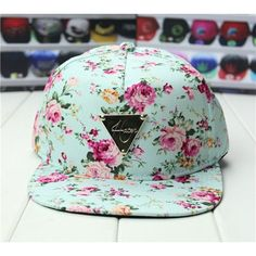hater snapback floral - Buscar con Google
