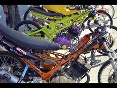 MOTOR BRAIN - Drag Racing Bracket 8 Second 201 Meter Drag Bike