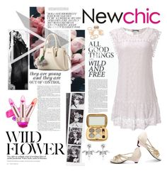 """NEWCHIC"" by miss-maca ❤ liked on Polyvore featuring fashionset, polyvorecontest and newchic"