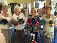 Group knits, hands out hats to Moffitt cancer patients - http://www.freshcancernews.com/group-knits-hands-out-hats-to-moffitt-cancer-patients/