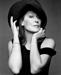 """美は永遠なり---Mary Louise """"Meryl"""" Streep"""