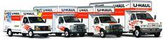 #Moving? We rent #Uhaul trucks and vans!