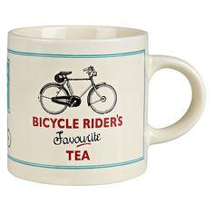 Buy Rex Bike Mug Online at johnlewis.com