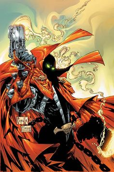 Spawn Artworks by Greg Capullo