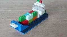 LEGO CLASSIC 10695 How to build a Cargo Ship