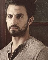milo ventimiglia beard - Google Search