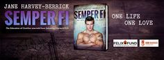 Teatime and Books: **Cover Reveal** Semper Fi by Jane Harvey-Berrick
