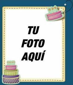 Fotomontaje para hacer una postal de felicitación gratuita Funny Happy Birthday Images, Birthday Frames, Couples In Love, Photo Effects, Red Flowers, Rose, Simple, Pictures, Diamonds