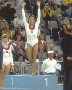 """The Sparrow from Minsk"" Olga Korbut 1972.."