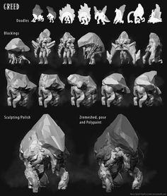 ArtStation - Sinners Sketchbook, KEOS MASONS - Marco Plouffe