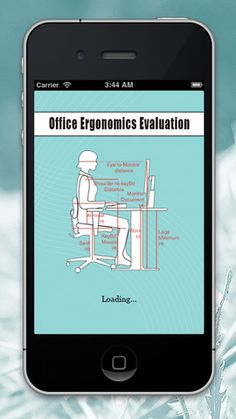 Office Ergonomics Evaluation Cool Office Desk, Employee Wellness, Composite Adirondack Chairs, Better Posture, Space Interiors, Smart Design, Dining Table Chairs, Made Goods, Diy Home Decor