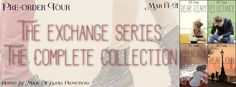 The Exchange Series: The Complete Collection  by M.B. Feeney  Genre: YA/NA Romance  Dear Diary  Born and bred in the UK Holly is getting the chance of a lifetimesix weeks abroad. The Kings a host family in the US have invited her to stay with them and get a chance to experience life as an American. When she discovers that the King family includes two teenage boys will she be glad she came or ready to hightail it back across the pond?  Reluctance  Aiden Kings heart has been broken and hes…