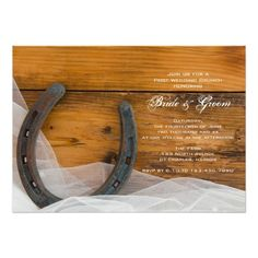 This DealsHorseshoe and Veil Country Post Wedding Brunch Custom InviteWe have the best promotion for you and if you are interested in the related item or need more information reviews from the x customer who are own of them before please follow the link to see fully reviews
