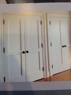 Masonite Logan door part of the heritage series Masonite Interior Doors, Interior Barn Doors, Beach House, Sweet Home, New Homes, Floor Plans, Interior Design, Logan, Core