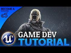 Series Introduction - #1 Unreal Engine 4 Beginner Tutorial Series - YouTube