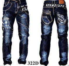 G-Rag JAPRAG Kosmo Lupo/Cipo Baxx Jeans Uomo Pantaloni jeans PANTS pantalon