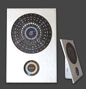 Circular Lunar Calendar