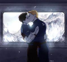 Kiss me like you'll never see me again