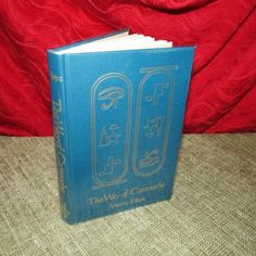 """Murry Hope, """"The Way of the Cartouche"""" FIRST EDITION by TheBookE on Etsy"""