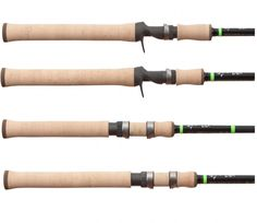 Take the G. Loomis E6X Classic Mag Bass Rod on any bass water and it'll perform.