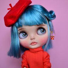 Nana Vlastní Blythe Doll Tinycutepie