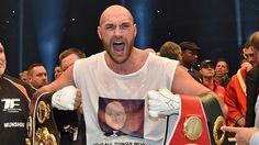 Bezwinger von Wladimir Klitschko: Boxweltmeister Fury soll gedopt haben