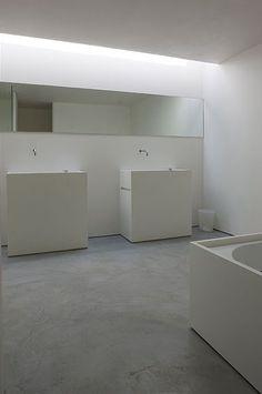 El elegante minimalismo del arquitecto belga Bruno Erpicum - Interiores Minimalistas