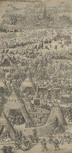 Erste Türkenbelagerung (1529) – Wien Geschichte Wiki Vintage Travel, Vintage World Maps, Landsknecht, The Siege, Heart Of Europe, Commonwealth, Vienna, Austria, Battle