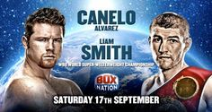 Smith vs Canelo live fight night game.Smith vs Canelo Live Stream 2016 HBO PPV…