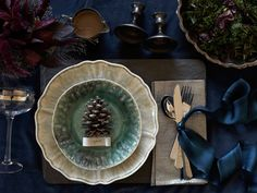 """""""Table Talk"""" piece in our Anthology Holiday Gift Guide."""