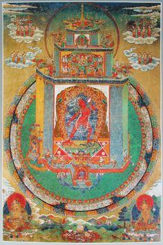 Vajrayogini Mandala and Tsogshing