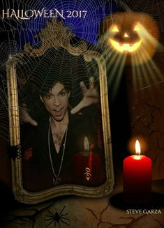 Prince art▪Steve Garza Prince Birthday Theme, Dearly Beloved, Birthday Candles, Crystals, Crafts, Painting, Art, Art Background, Manualidades