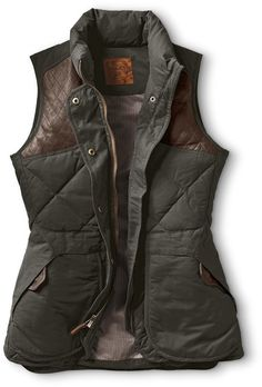 Fall 2014 | A good vest, perfect for layering.