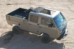1989 Volkswagen Bus/Vanagon Syncro Doka for sale | Used Cars for Sale
