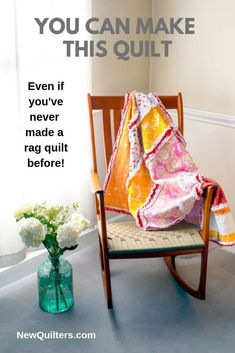 Rag Quilting for Beginners: How-to quilting book with 11 easy rag quilting patterns for beginners, in the Quilting for Beginners series (Volume Rag Quilt Patterns, Pillow Patterns, Easy Patterns, Quilting For Beginners, Quilting Tips, Quilt Labels, Book Quilt, Love Sewing, Easy Quilts
