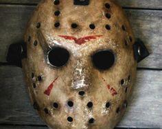 Collar de máscara de Hockey viernes el 13 por CursedCampStudios