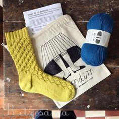 Kit meias da Tia Barborita | Tia Barborita socks kit – Retrosaria