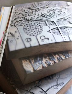 From the book 'Angie Lewin - Plants and Places'. Stamp Printing, Printing On Fabric, Screen Printing, Angie Lewin, Linoleum Block Printing, Stamp Carving, Illustration, Linocut Prints, Art Prints