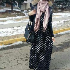 hijabi fashion. hijab. maxi dress.
