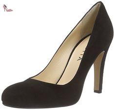 Evita Shoes  Pump, Escarpins femme - Noir - Schwarz (schwarz 10), 41 EU - Chaussures evita shoes (*Partner-Link)