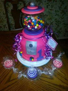 Candyland birthday