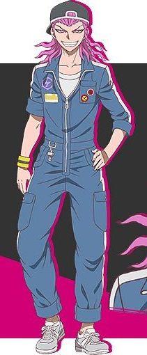 Souda Kazuichi (Danganronpa 3: The End of Kibougamine Gakuen - Zetsubou-hen)