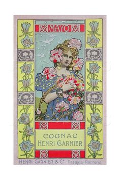 May, from a Calendar for Henri Garnier and Co., 1902   - Camps Junyent, Gaspar
