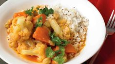 Simple Vegetable Curry and more on MarthaStewart.com