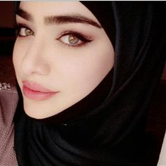 chechen woman-beautiful women and no two are alike. Arab Girls Hijab, Girl Hijab, Hijab Outfit, Beautiful Muslim Women, Beautiful Hijab, Niqab, Most Beautiful Faces, Beautiful Eyes, Beauty Full Girl