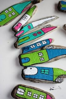 LIME RIOT: Driftwood Cottages